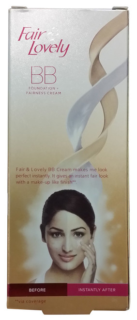 Fair & Lovely BB Foundation + Fairness Cream Buy online in Pakistan