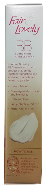 Fair & Lovely BB Foundation + Fairness Cream best price