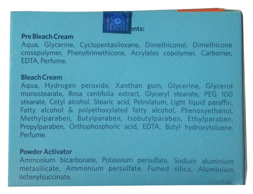 VLCC Insta Glow Oxygen Bleach Cream Kit Best Price