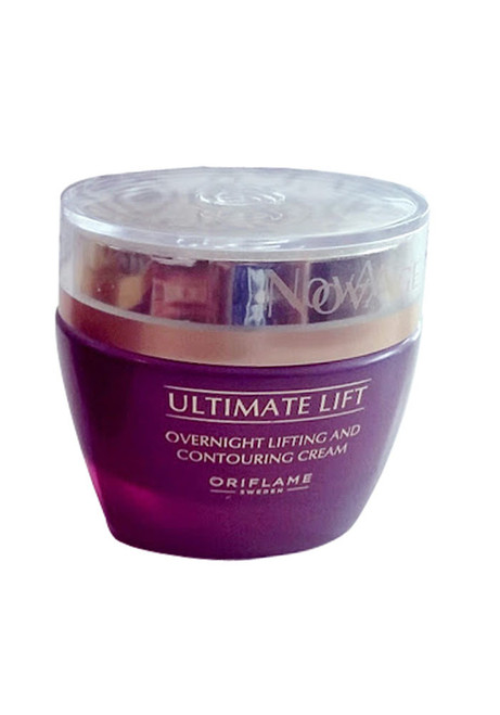 Oriflame Novage Ultimate Lift Overnight Lifting & Contouring Cream 50 ML Buy online in Pakistan best price original product