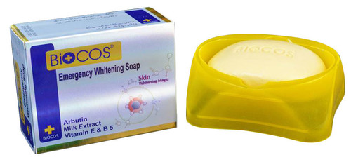 Biocos Emergency Whitening Soap Buy online in Pakistan best price original product