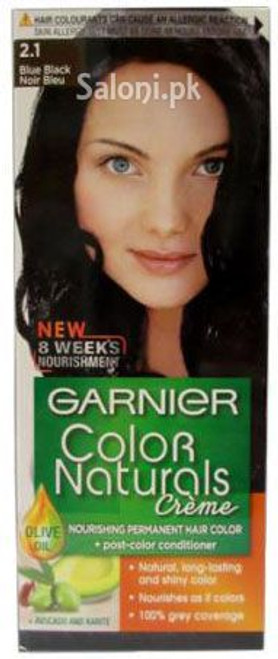 Garnier Color Naturals Creme 2.1 - Blue Black