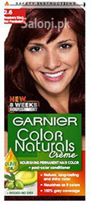Garnier Color Naturals Creme 2.6 - Raspberry Black