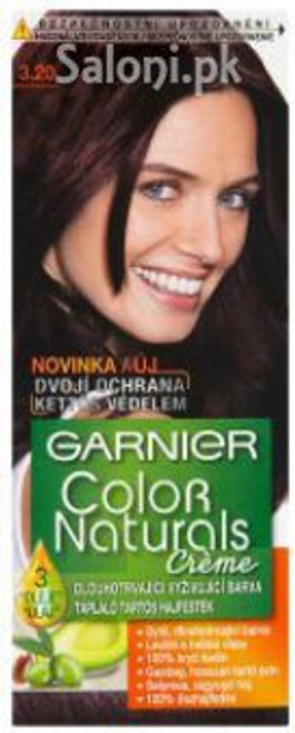 Garnier Color Naturals Creme 3.20 - Violet Dark Brown