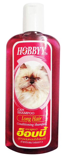 Hobbyy Long Hair Cat Conditioning Shampoo 300ML  Buy online in Pakistan  best price  original product