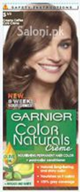 Garnier Color Naturals Creme 5 12 - Creamy Coffee