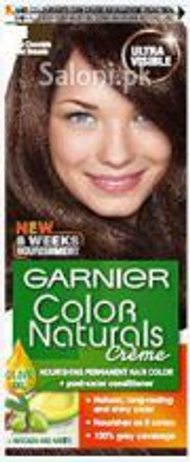 Garnier Color Naturals Creme 5.15 - Mahogany Ash Light Brown