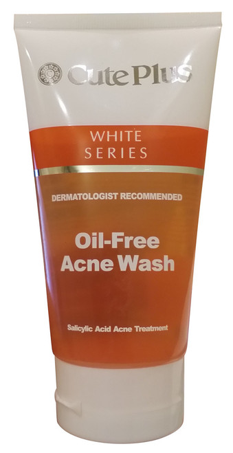 Cute Plus White Series Oil-Free Acne Wash Buy online in Pakistan