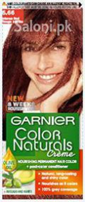 Garnier Color Naturals Creme 6.66 - Intense Red