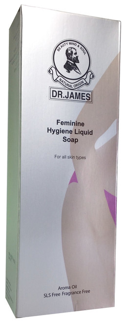 Dr.James Feminine Hygiene Liquid Soap 200ML buy online in Pakistan