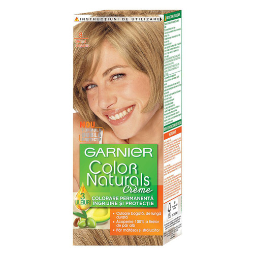 Garnier Color Naturals Creme 8 Light Blond