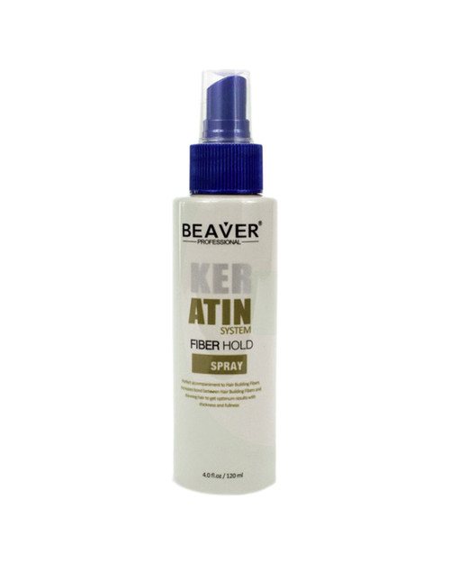 Beaver Professional Fiber Hold Spray 120ML Beaver Professional Fiber Hold Spray 120ML