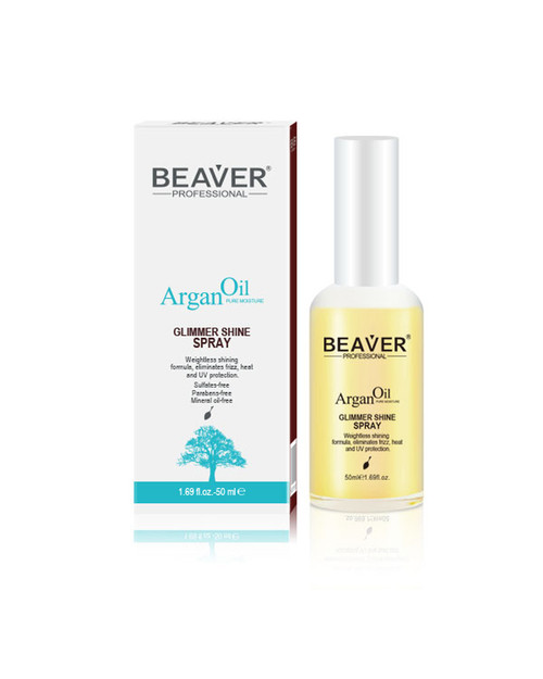 Beaver Professional Argan Oil Glimmer Shine Spray Buy online in Pakistan best price original product