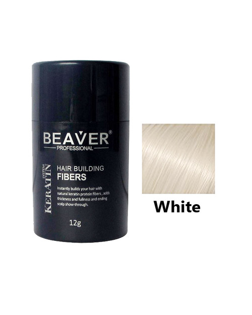 Beaver Professional Hair Building Fiber White Buy online in Pakistan best price original product