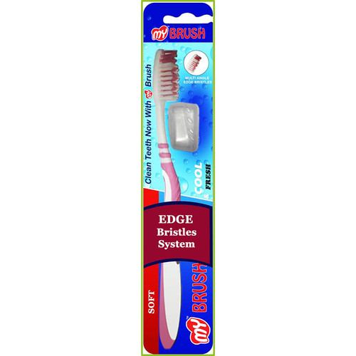 MY Brush Edge Soft 1'S  buy online in Pakistan best price original product