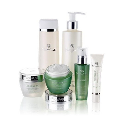 Oriflame Novage Ecollagen Set