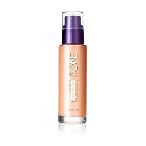 Oriflame The One Aqua Boost Foundation Nude Pink