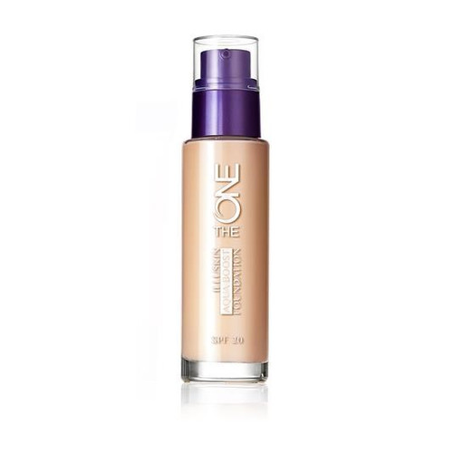 Oriflame The One Aqua Boost Foundation Porcelain