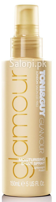 Toni & Guy Glamour Moisturising Shine Spray