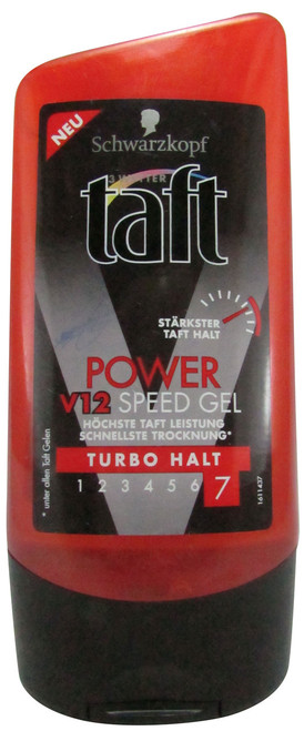 Schwarzkopf Taft Power v12 Speed Gel