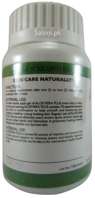 The Vitamin Company Aloe Vera Plus