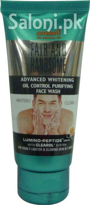 Emami Fair and Handsome Oil Control Purifying Face Wash 50 Grams