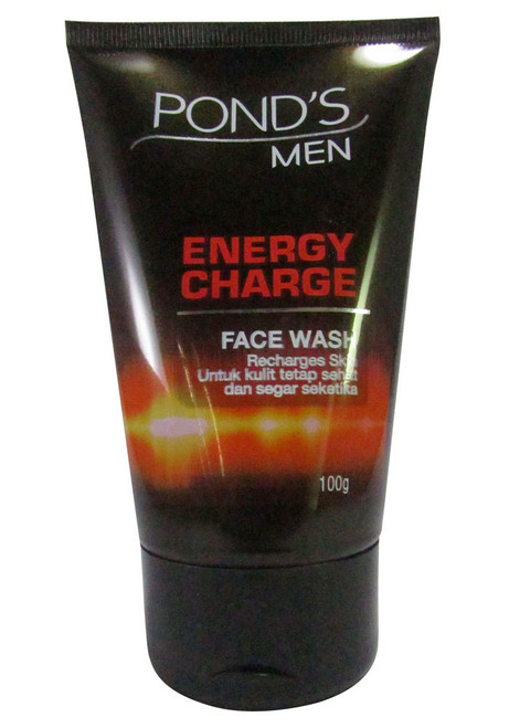 Pond's Men Energy Charge Face Wash (Front)
