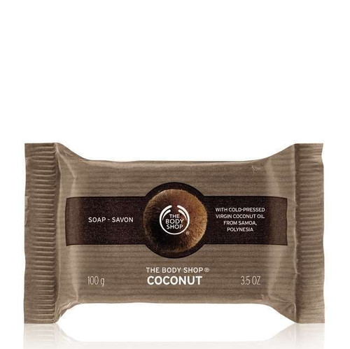 The Body Shop Coconut Soap 100 Grams
