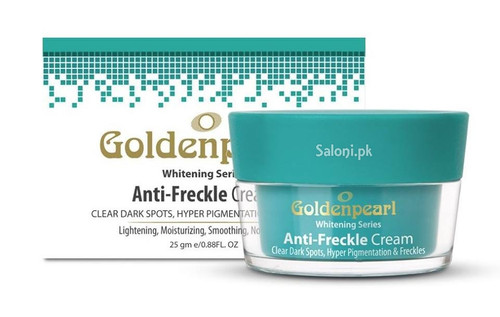 Golden Pearl Whitening Series Anti-Freckle Cream