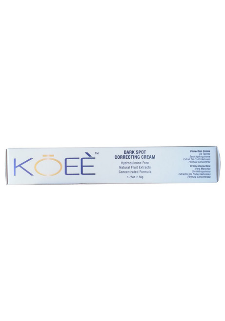 Koee Dark Spot Correcting Cream For Normal to Dry Skin