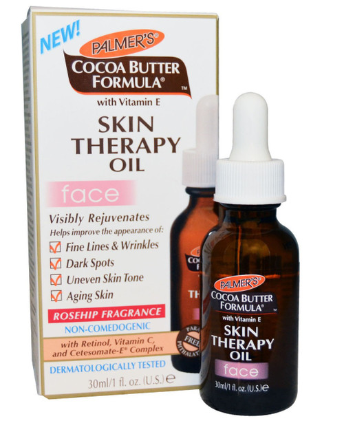 Palmer's Cocoa Butter Formula Skin Therapy Oil Face