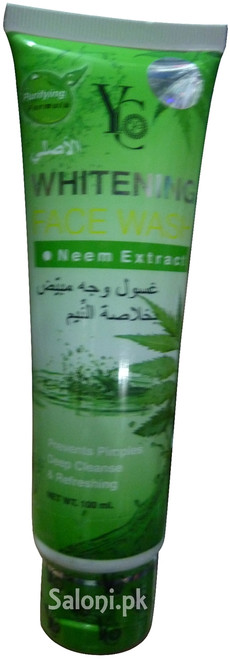 YC Whitening Face Wash with Neem Extracts