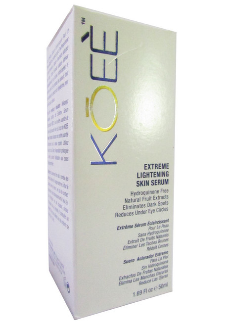 Koee Extreme Lightening Skin Serum(Front)