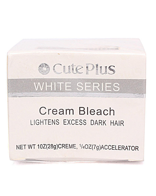 Cute Plus White Series Cream Bleach shop online in Pakistan best price original product