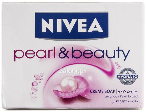 Nivea Pearl & Beauty Creme Soap