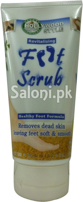 Hollywood Style Revitalizing Feet Scrub
