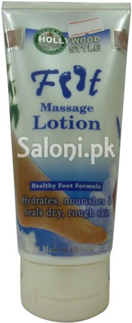 Hollywood Style Feet Massage Lotion