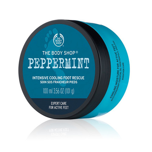 The Body Shop Peppermint Intensive Cooling Foot Rescue 100 ML