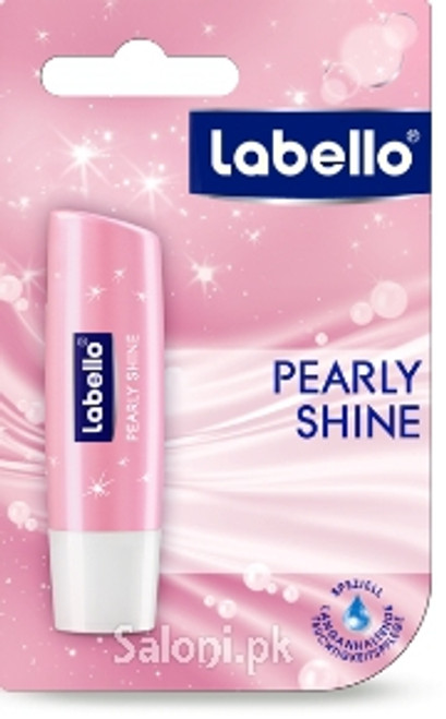 Nivea Labello Pearly Shine Lip Balm