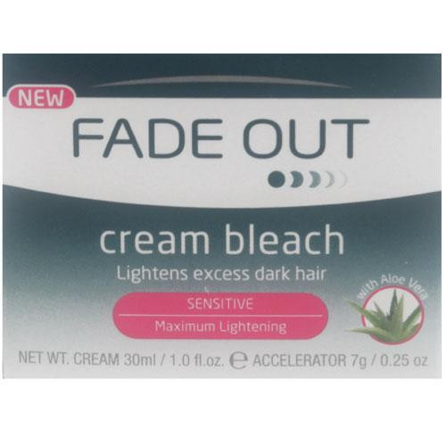 Fade Out Cream Bleach 30 ML