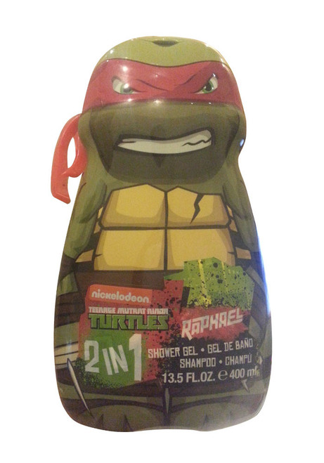 Nickelodeon Teenage Mutant Ninja Turtles 2-in-1 Shower Gel & Shampoo