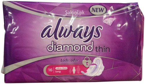 Always Diamond Pads Ultra Thin Long 16 buy online in Pakistan