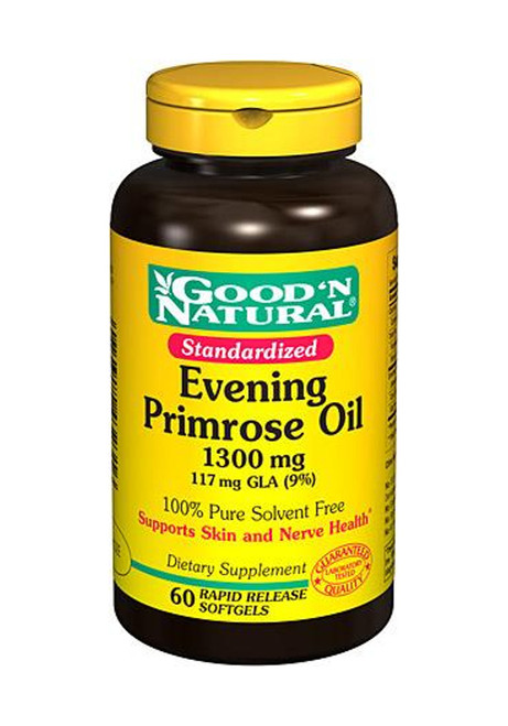 Good 'N Natural Evening Primrose Oil 1300 mg