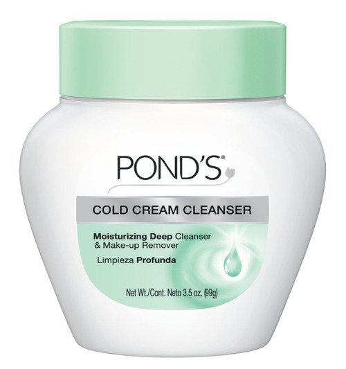 Pond's Cold Cream Cleanser Moisturizing Deep Cleanser