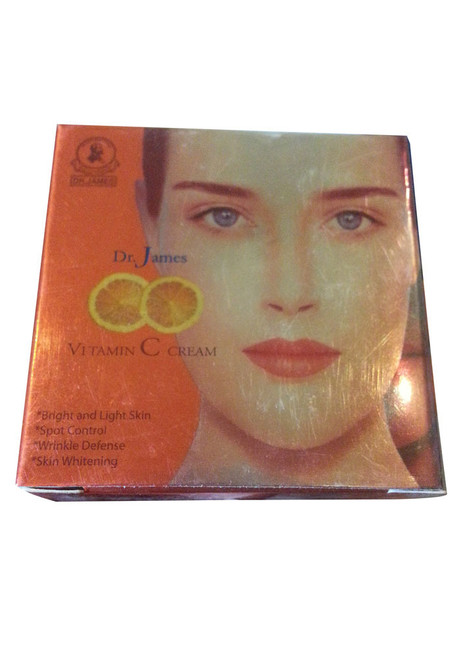 Dr.James Vitamin C Cream Front