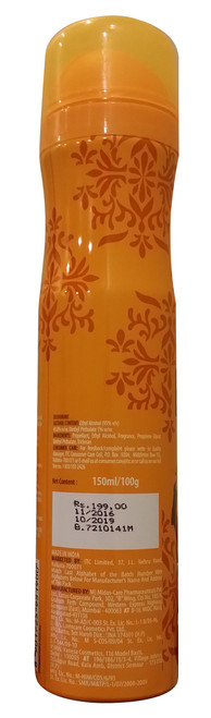 Engage Bodylicious Deo Spray (ABANDON) 150 ML