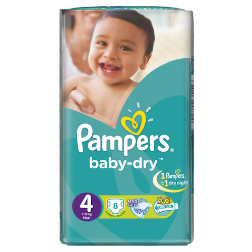 Pampers Baby-Dry Carry Pack Large Butterfly Buy online in Pakistan best price original product