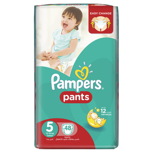 Pampers Pants Mega Pack Size 5 Buy online in Pakistan best price original product