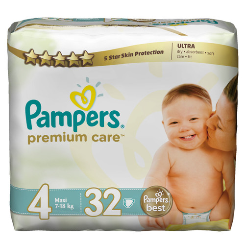 Pampers Premium Care Value Pack Large Buy online in Pakistan best price original product