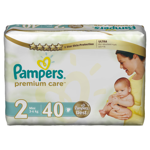 Pampers Premium Care Value Pack Small Size Buy online in Pakistan best price original product